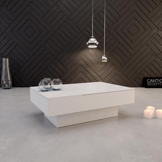 Τραπεζάκι Σαλονιού Black & White