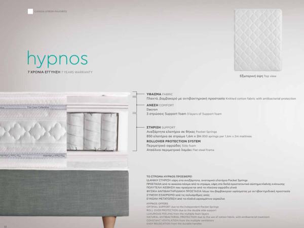 Στρώμα Hypnos |Candia strom