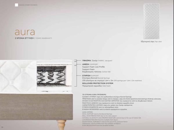 Στρώμα Aura |Candia strom