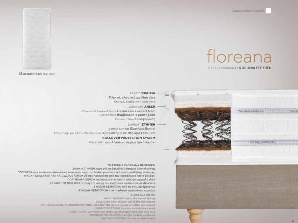 Στρώμα Floreana |Candia strom