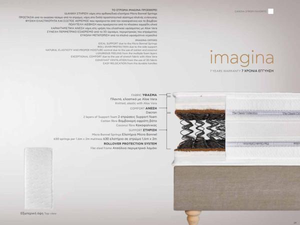 Στρώμα Imagina |Candia strom