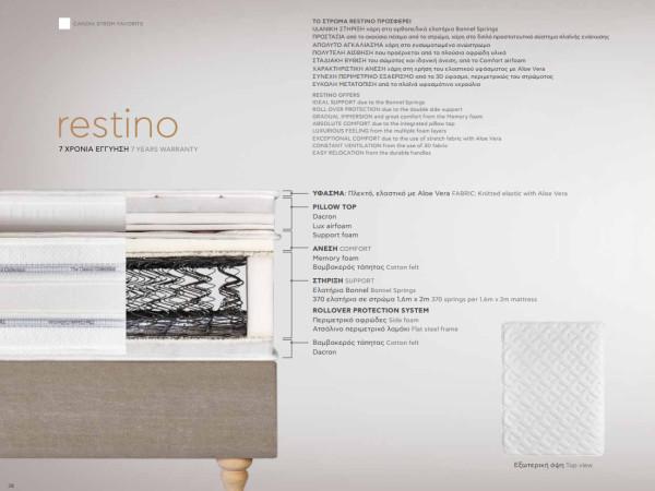 Στρώμα Restino |Candia strom